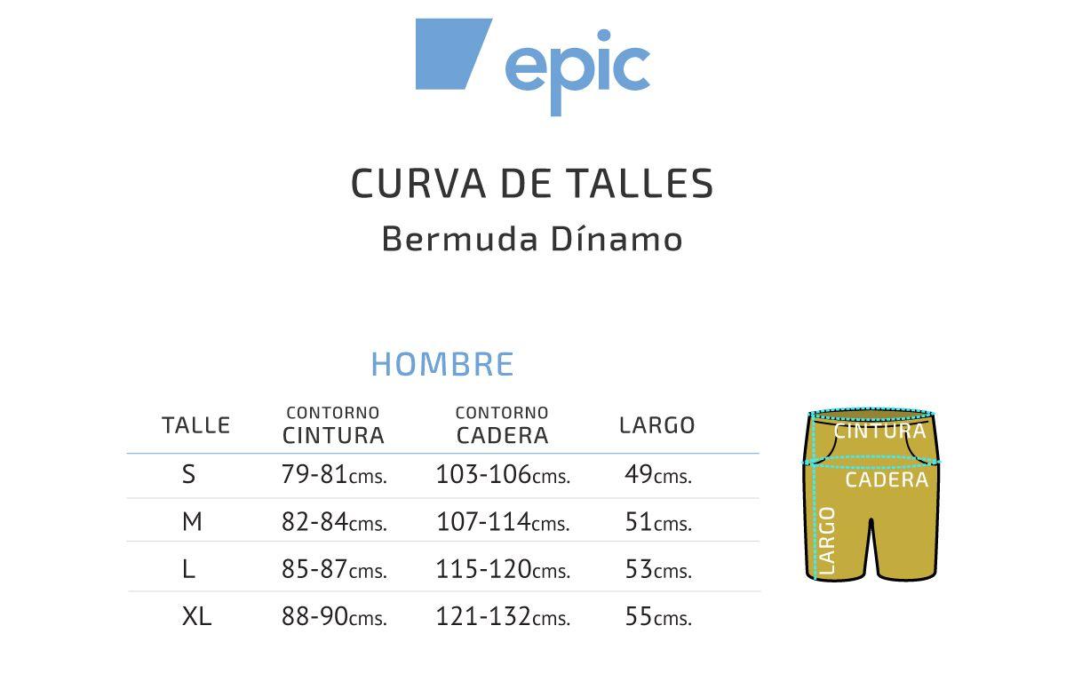 Epic Dinamo Bermuda de escalada