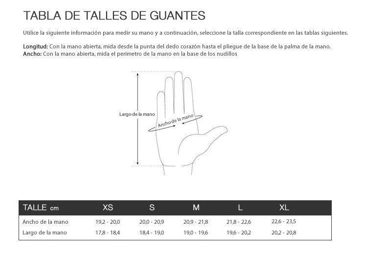 Altus Asmara guantes