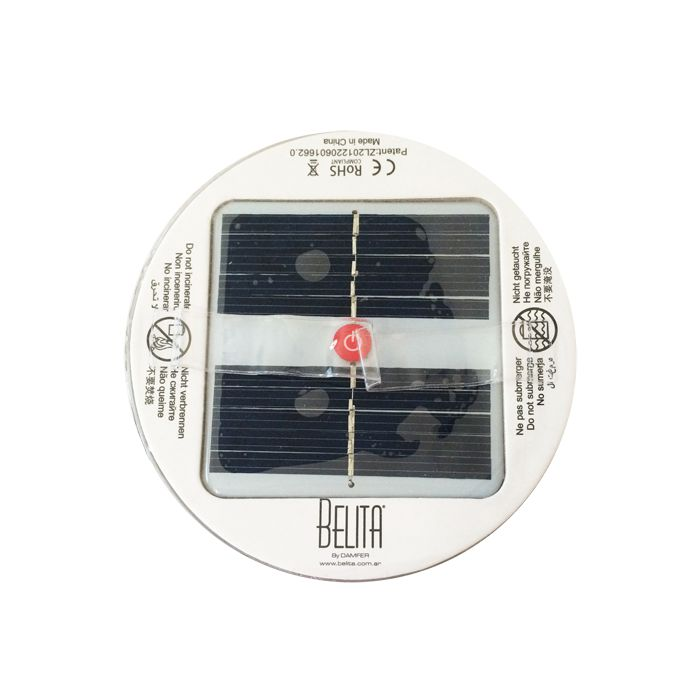 Belita Lámpara LED Solar Inflable