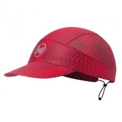 Buff Pack Run Cap R-Jam Red