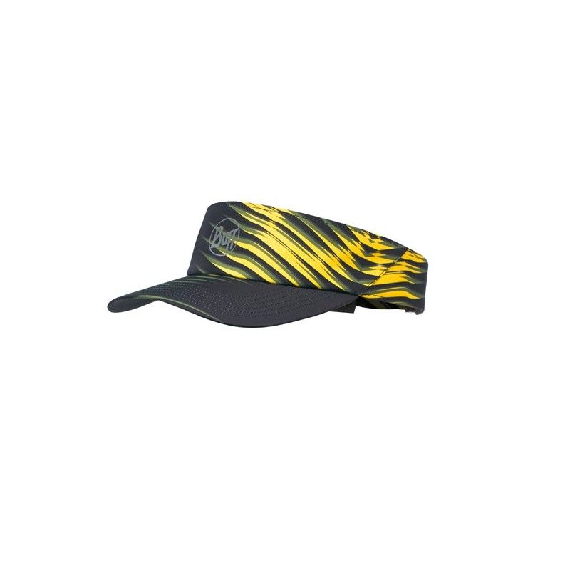 Buff Pack Run Visor R-Optical Yellow