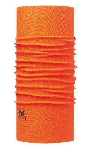 Buff Solid Orange Fluor
