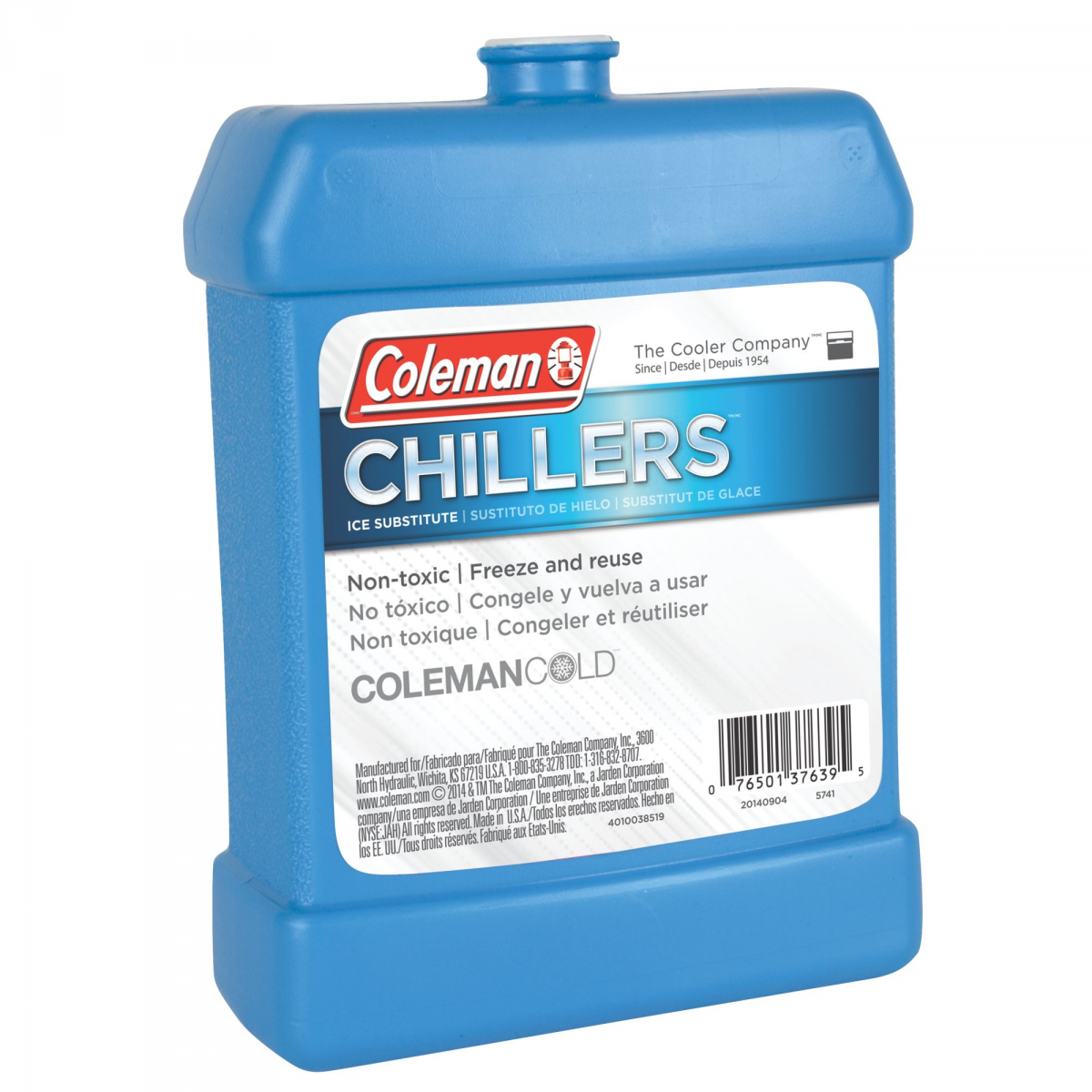 Coleman Chiller Hielo Artificial
