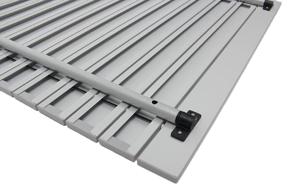 Coleman mesa plegable aluminio naka outdoors tienda de for Mesa plegable de aluminio para camping