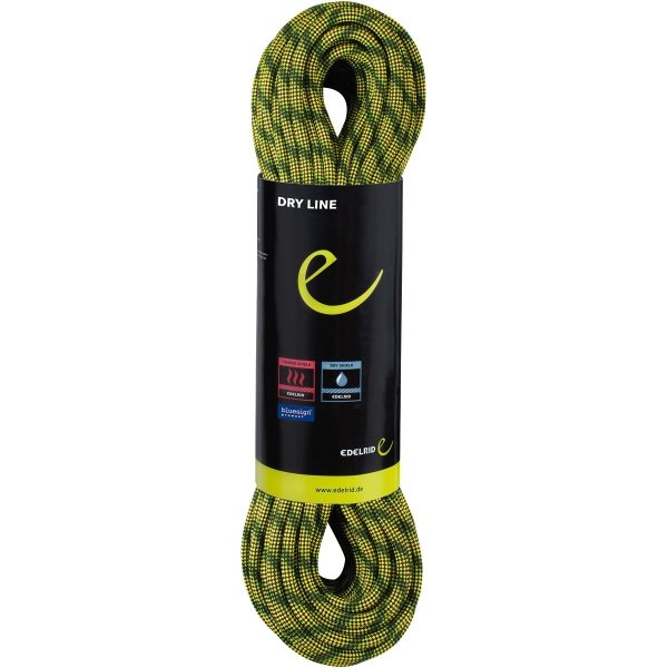 Edelrid Harrier 10mm 60m DRY