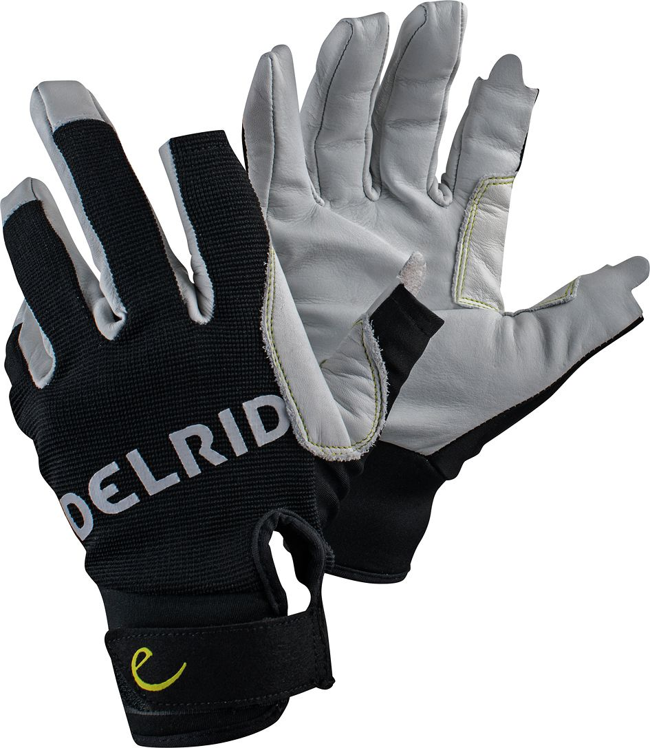Edelrid Work Close Guantes para Trabajo/Rappel