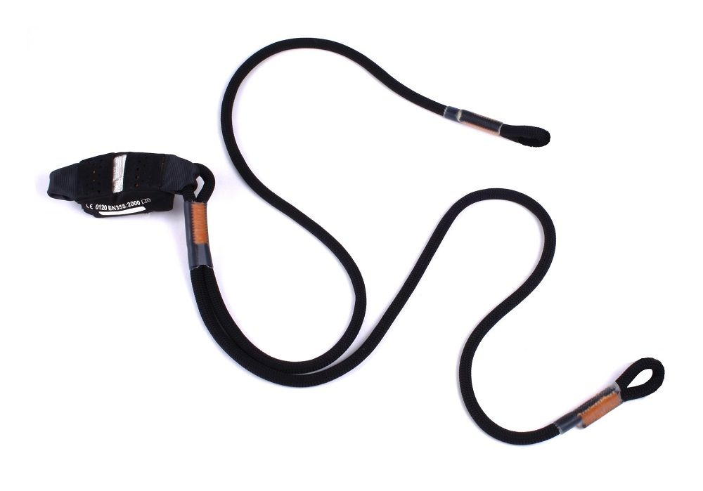 Edelweiss Absorb V 130cm lanyard wO3 connection
