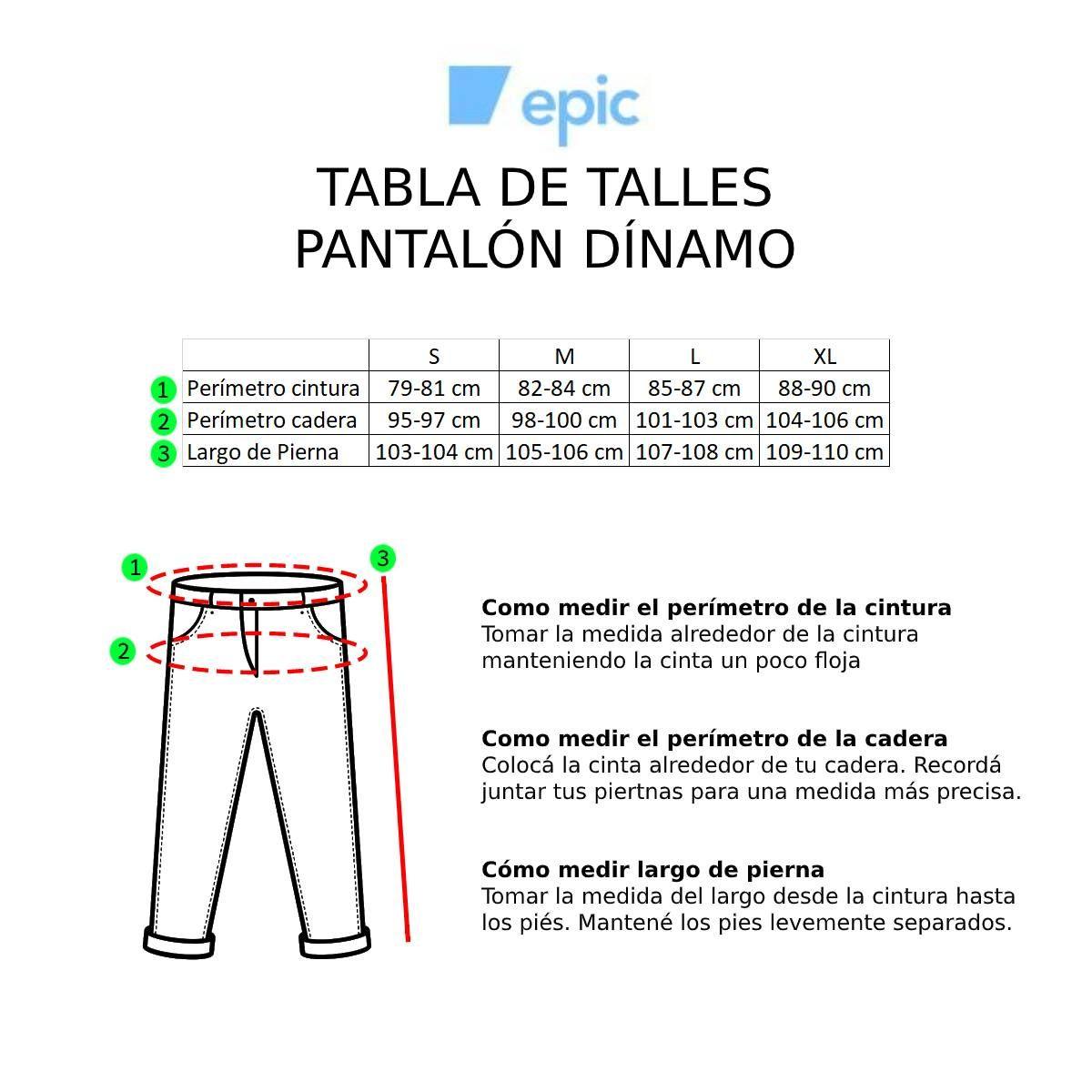 Epic Dinamo Pantalón de escalada