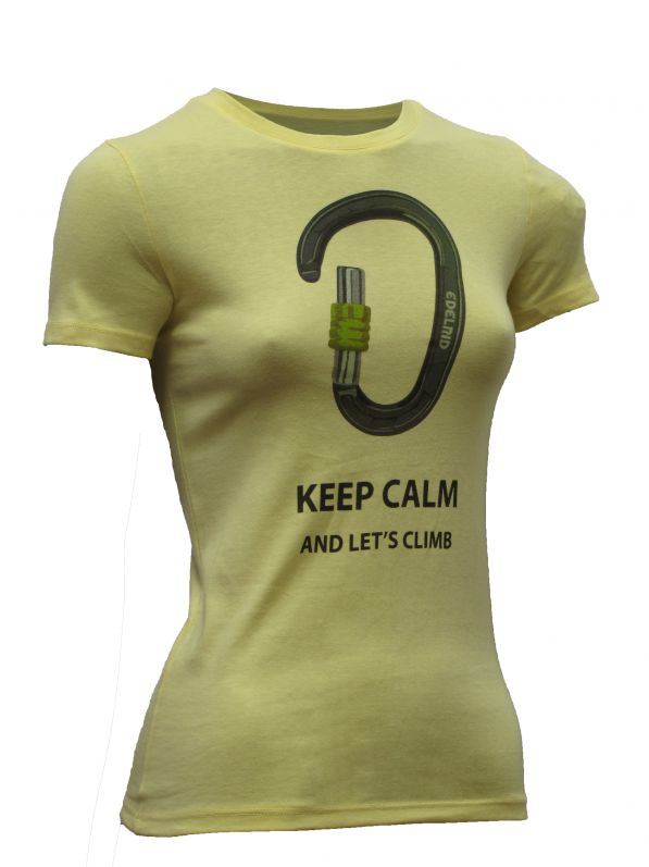 Epic Remera Keep Calm DAMA