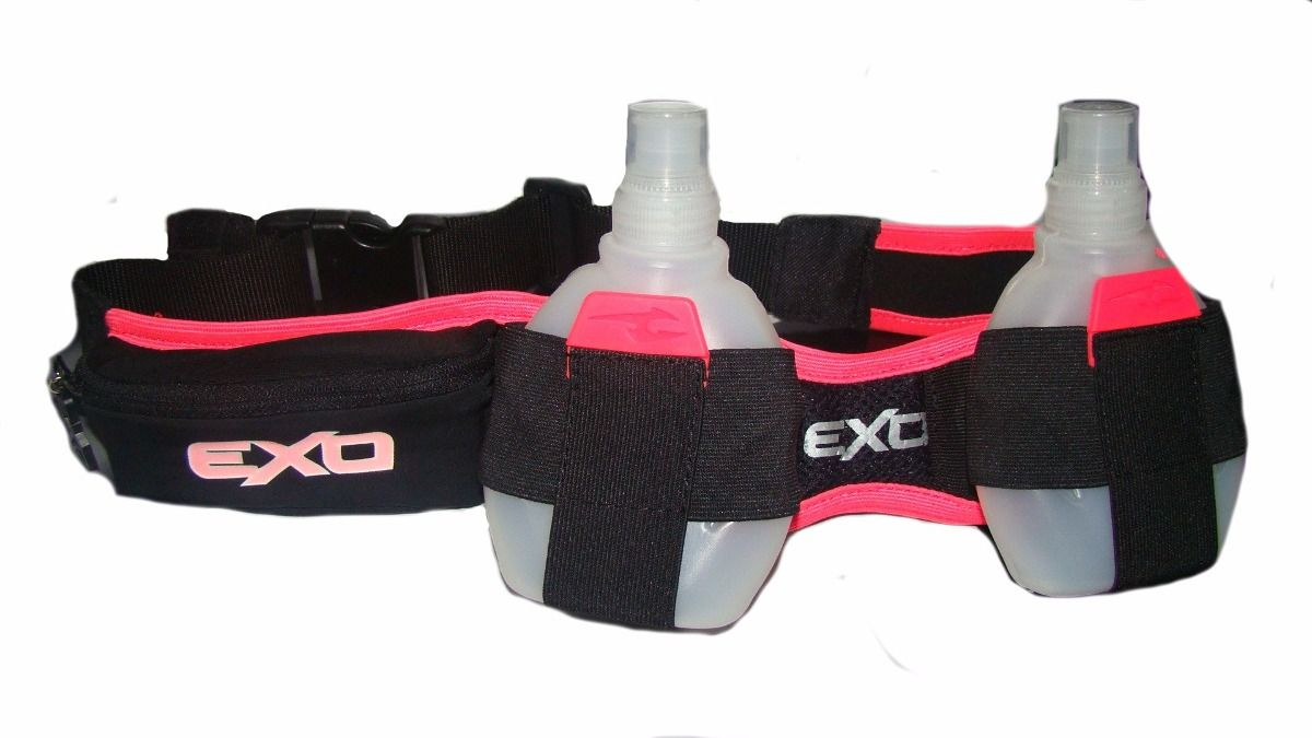 Exo Riñonera Thor Regulable (2 botellas x250cm3)