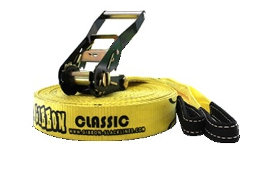 Gibbon Classic XL Slackline 25m + TREE PRO SET