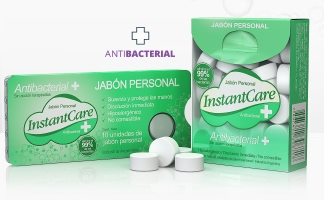 InstantCare Jabón Biodegradable