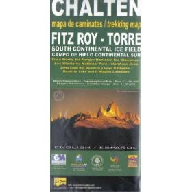 Mapa Chalten Outdoors