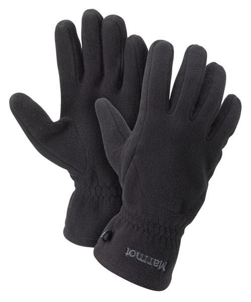 Marmot Fleece Guantes
