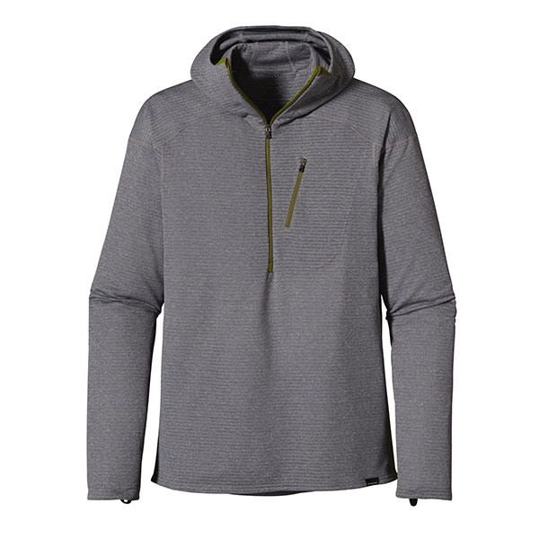 Patagonia Capilene 4 Expedition Weight 1/4-Zip Hoody