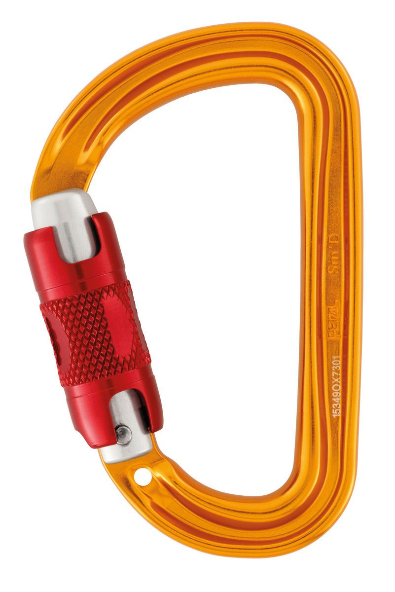 Petzl SMD Twist Lock
