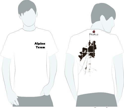 Remera Alpine Team