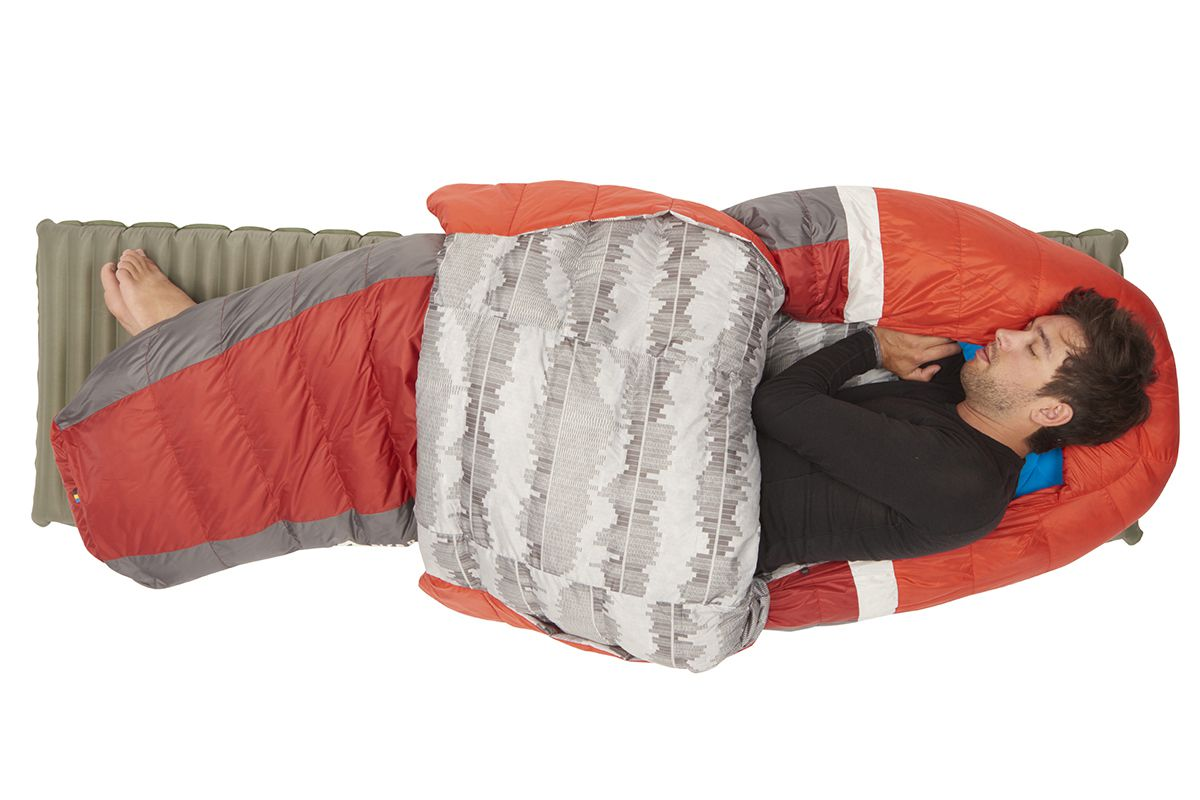 Sierra Designs Backcountry Bed 700 / 20 Degree
