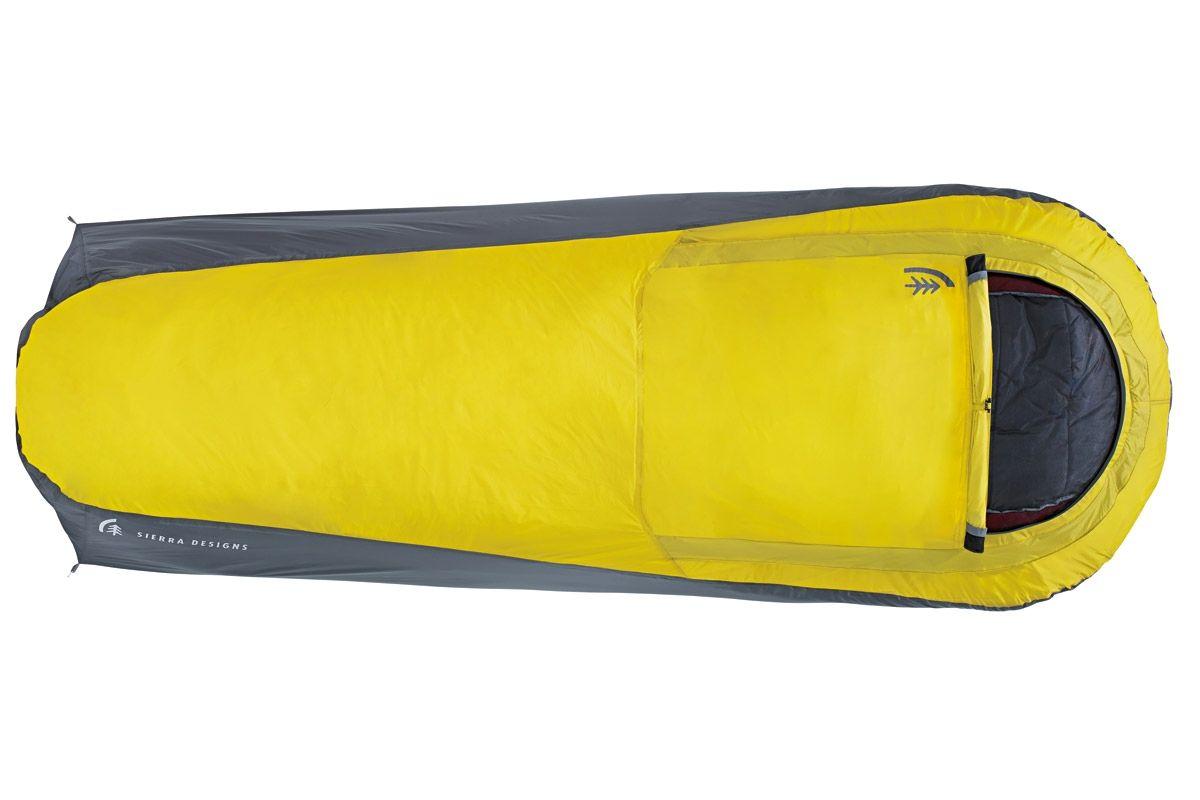 Sierra designs backcountry bivy funda de vivac naka outdoors tienda de escalada - Funda vivac salewa ...