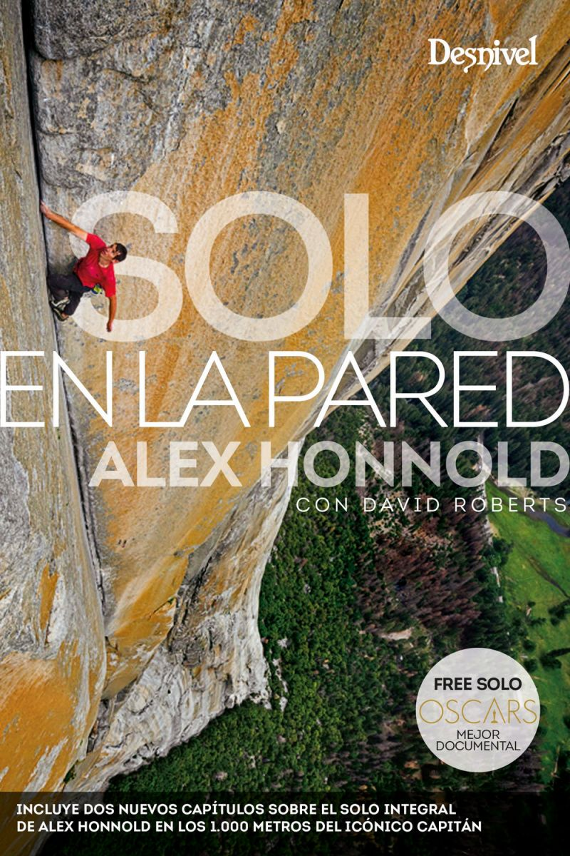 Solo en la Pared - Alex Honold