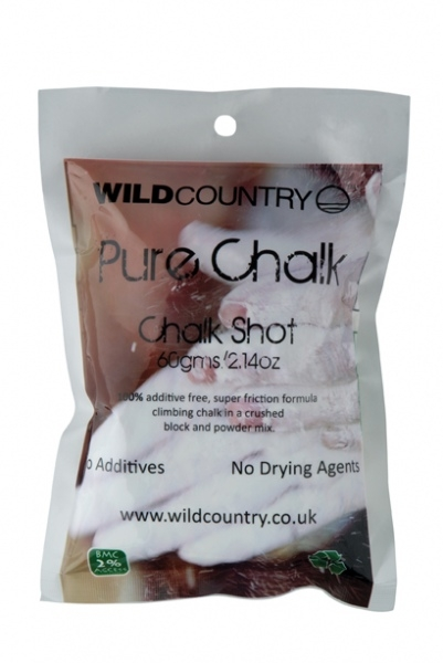 Wild Country Pure Chalk Shot 60g